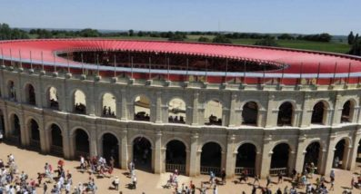 Le stadium gallo-romain au Puy du Fou