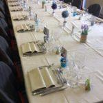 Repas de communion au restaurant Le Rabelais de Fontenay-le-Comte