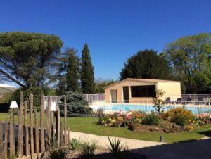 La piscine chauffee du Rabelais a Fontenay-le-Comte