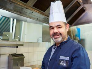 Les Diners Toqués Cyril Bretheau Le Rabelais