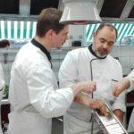 Atelier culinaire et oenologique en séminaire d'entreprises en Vendée