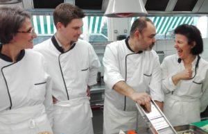 Séminaire d'entreprise à Fontenay le comte-atelier-culinaire-atelier-oenologique